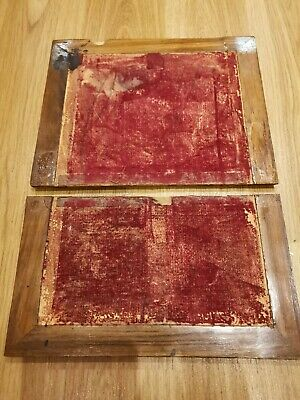 Antique/vintage Writing Slope Flaps