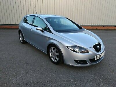 2006/56 SEAT LEON 1.9 TDI Stylance Grey MOT 11/19 Great Spec Loaded with Extras
