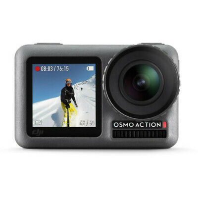 New DJI Osmo Action