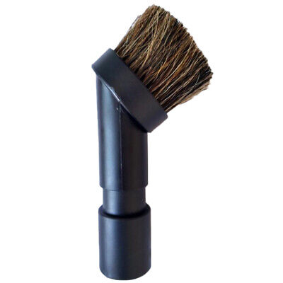 Round Dusting Brush Tools For Karcher Vacuum Cleaner 32-35mm Hoover Spare Parts