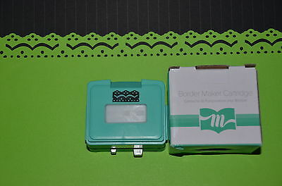 "For Creative Memories "" Eyelet Lace"" Border Maker Cartridge , Brand new"