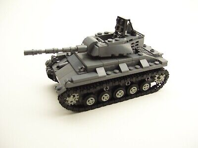 StuG Tank German World War 2 Complete Set made w// real LEGO® bricks