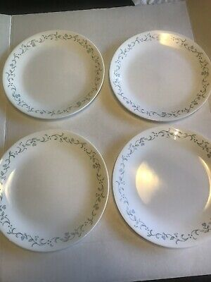 Corelle Country Cottage Dinner Plates, Set Of 4
