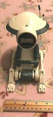 Rare Star Wars PIT DROID DIGITAL CLOCK Thinkway Toys Robot Figure Episode 1