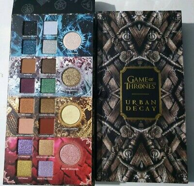 Urban Decay Game Of Thrones Limited Edition Eyeshadow Palette - 100% genuine