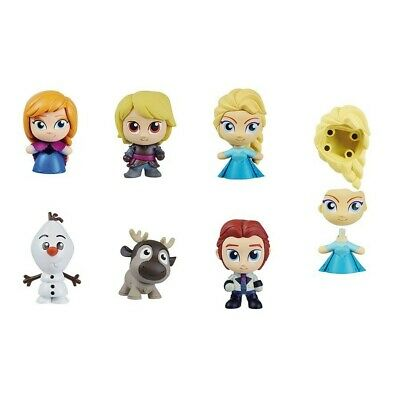 Disney Frozen Figures Buildable 6 Different Characters Blind Bag Elsa Anna Olaf