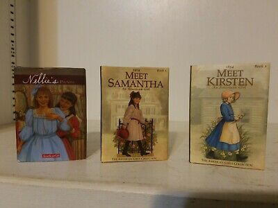 American Girl Doll Nellie's Promise Hardcover Book NEW