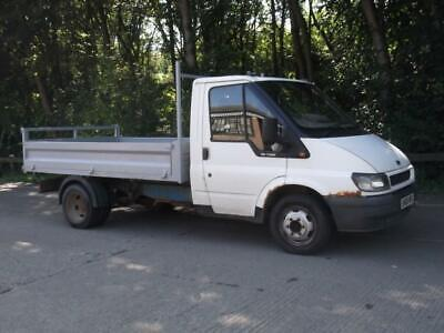 2005 Ford Transit TRANSIT 350 MWB Tipper 2 door Tipper