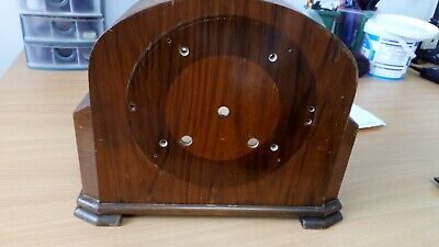 Garrard wooden mantle clock case ONLY