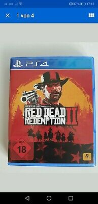 Red Dead Redemption 2 - PS4 Playstation 4