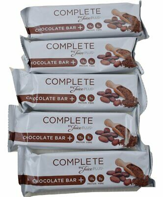 Juice Plus Chocolate Snack Bars X15bars