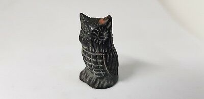 Athens Owl Statuette  3rd-4th  century BC