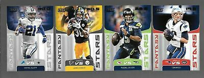 2019 SCORE Fantasy Stars - You Pick - Buy 3 Get 2 FREE - All Cards 99¢ - $1.59