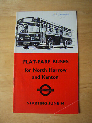 BRADFORD CITY TRANSPORT Trolleybus & Bus Fare & Timetable