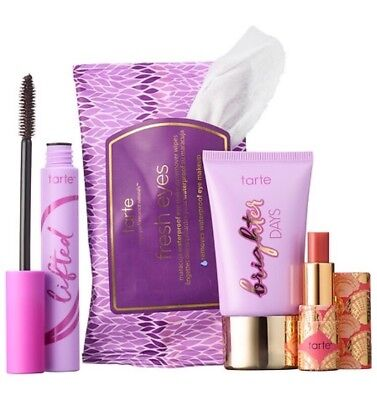 tarte limited-edition gym bag grabs athleisure essentials (x 4 items) NEW IN BOX