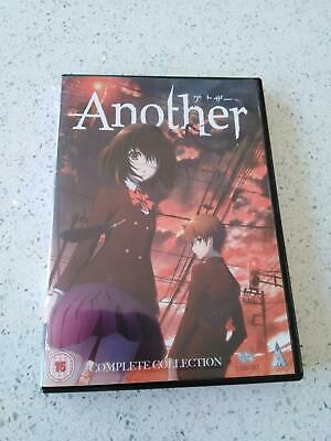 Another.  Complete series collection dvd anime. Region 2. English subs