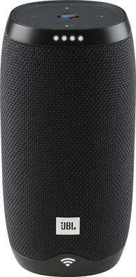 JBL Link 10 Smart Bluetooth Voice Activated Portable Wireless Speaker - Black