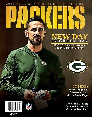 Yearbook 2019 - NFL - Football - GREEN BAY PACKERS