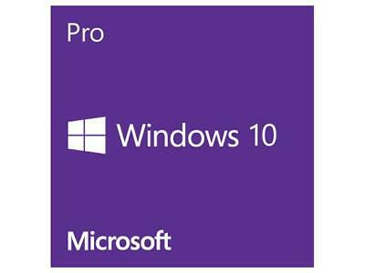 Windows 10 Professional Pro 32|64 Bit Genuine Activation Key Microsot