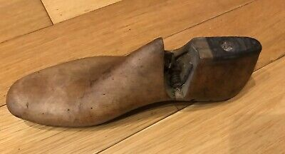 Vintage Wooden / Treen /architectura/ Shoe Trees / Stretchers /Shapers / Lasts/