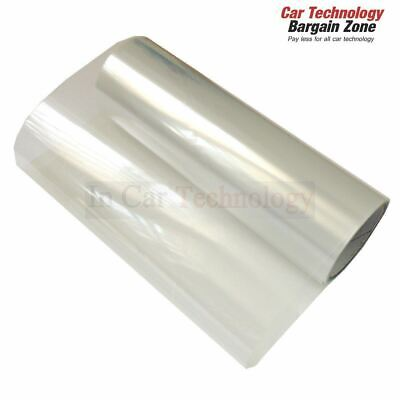 5m CLEAR Protection Film Car Van Vehicle Headlight Tail Lights Tinting Wrap