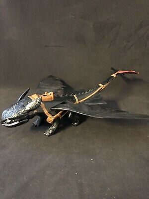 "Defenders of Berk night fury dragon 19"" How To Train Your Dragon Toy Figure"