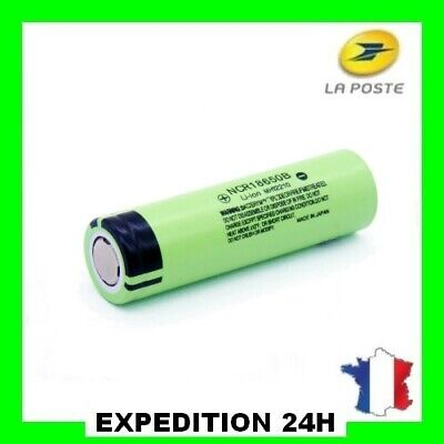 18650 NCR18650B BATTERIE ACCU 3400 mAh LI-ON PANASONIC GZ®
