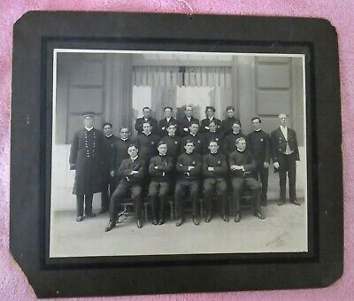 "St Francis Hotel crew San Francisco  Anderson Kahn large photo 8"" x 10"" image"