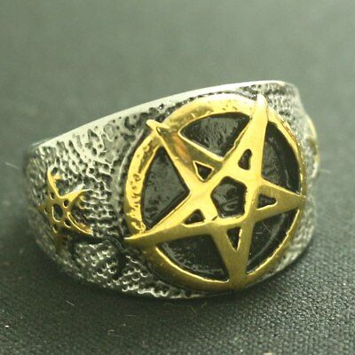 Billionaire Maker! Real Magic Ring 1100 Spells Wealth Lottery Money Success NR