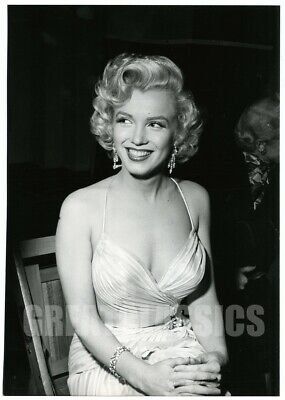 Marilyn Monroe '53 Breathtaking Candid Original Vintage Photograph By Phil Stern