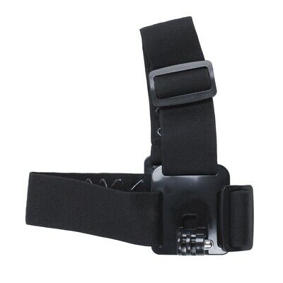 1X(Action Camera Head strap mount For Go Pro SJ5000 Sport Camera H2A6) 1M2