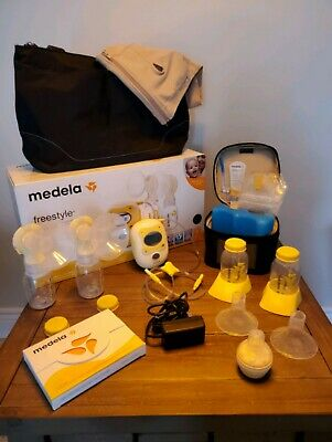 Medela Free Style Double Electric Breast Pump