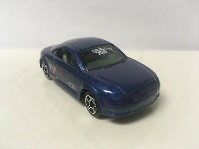 1999-2006 Audi TT Coupe Collectible 1/64 Scale Diecast Diorama Model