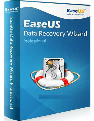 EaseUS Data Recovery Wizard Professional * Digital Download