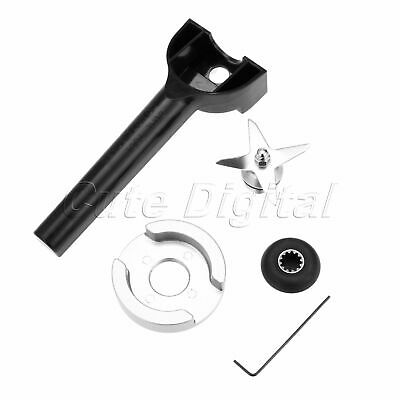 Blender Repair Kit Blade Wrench Retainer Nut Drive Socket Replace for Vitamix