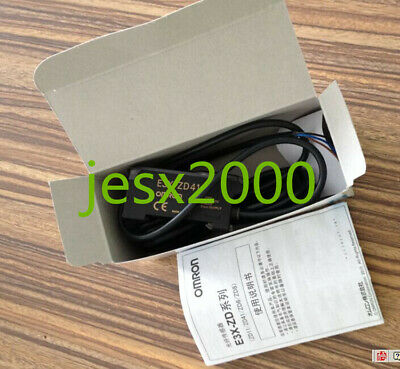1PC OMRON Photoelectric Switch E3X-ZD41 12-24VDC