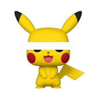 Classic FUNKO POP Pokemon Pikachu Action Figures Collection Model Toys Gift New