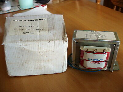 Vintage Altronic Transformer M2175 By Altronic Distributors Perth