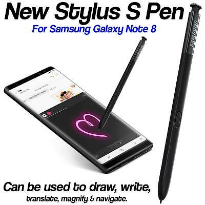 OEM SPen For Samsung Galaxy Note 8 Black Touch Stylus Pen Pencil USA Replacement