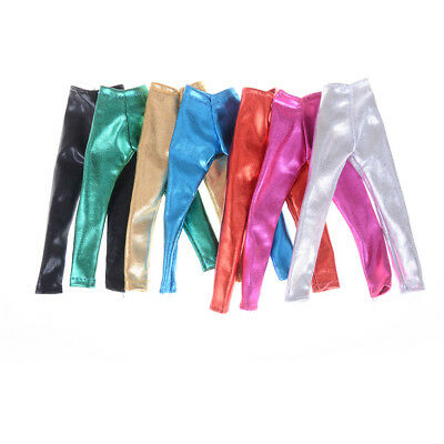 3pcs Fashion Colorful Ranbow Pants for Doll for  Au