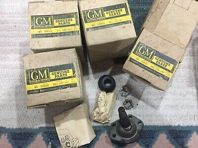 1968 1969 1970 GMC Truck Ball Joints 4 pcs.NOS in Boxes