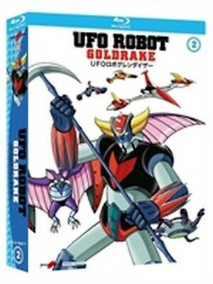 Ufo Robot Goldrake - Volume 2 (3 Blu-Ray Disc)