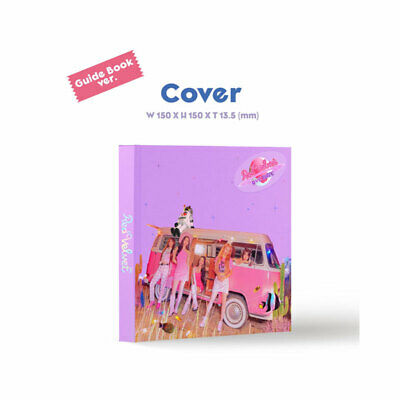 Red Velvet The Reve Festival' Day 2' [Guide Book Ver.]  Package + Poster(Option)