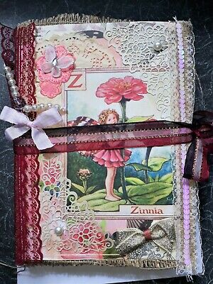 Handmade junk journal