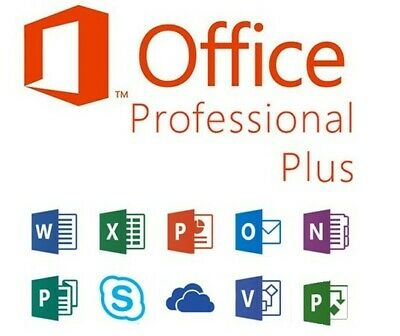 Office 2016 Professional Plus 34/64 bit Licenza ESD tramite mail