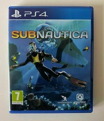 Subnautica PS4 SAME DAY Dispatch [Order By 3pm]