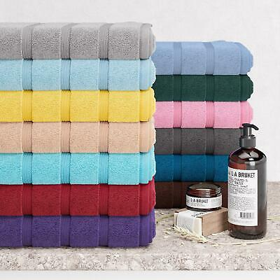 Luxury 100% Egyptian Cotton 2/4 Pack Hand Bath Towel Set Bath Sheet Towels Soft
