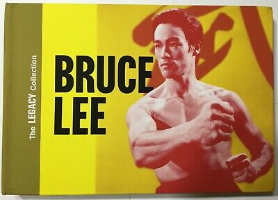 BRUCE LEE The Legacy Collection 11-DISC Set (Blu-ray + DVD, 4 Films)