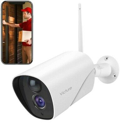 Victure Security Outdoor Camera 1080P Weatherproof WiFi Camera,CCTV Camera Syste