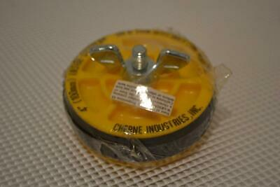 "One New Cherne Industries Inc 4"" Gripper Mechanical Plug."